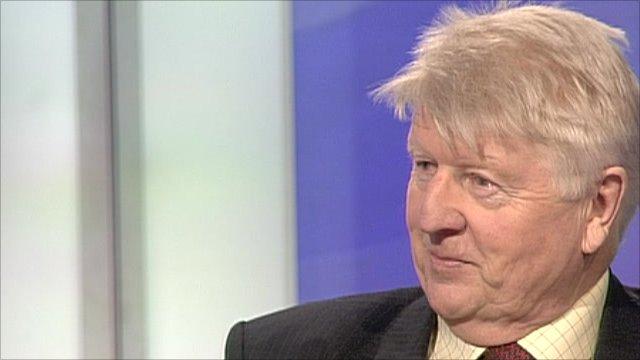 Former MEP Stanley Johnson