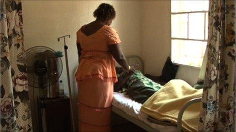 Sierra Leone hospice