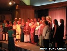 Heartsong choir