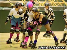 Newcastle Roller Girls