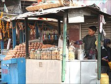 Chai seller