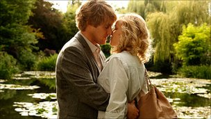 Scene from Midnight in Paris