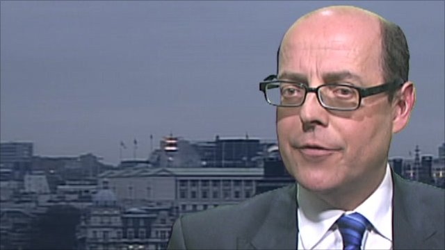 BBC Political Editor Nick Robinson
