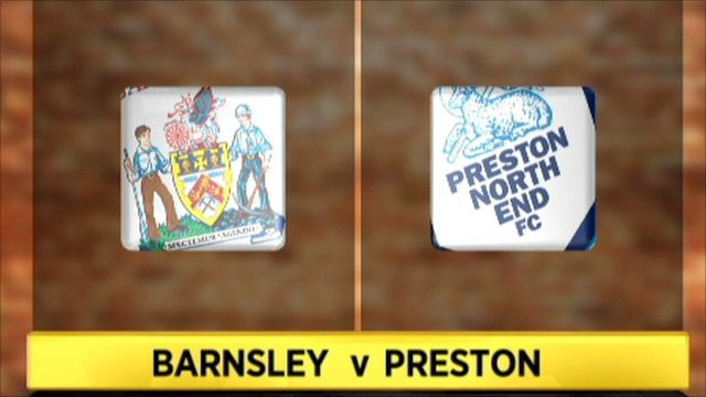 Barnsley 2-0 Preston