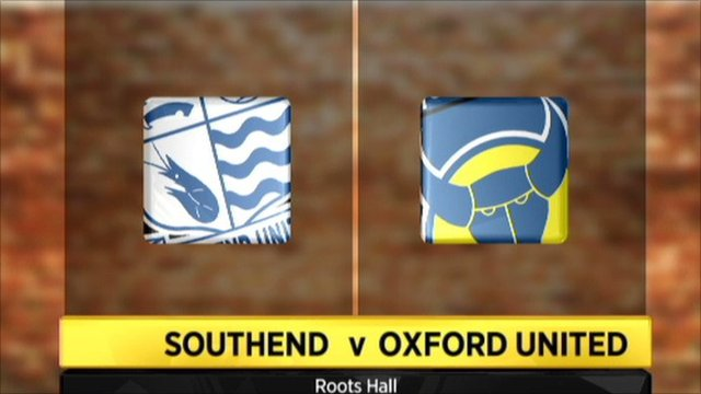 Southend 2-1 Oxford Utd