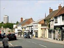 Far Gosford Street