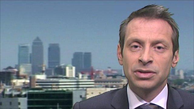 Chris Williamson, Chief Economist for Markit