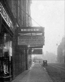 Briggate 1930