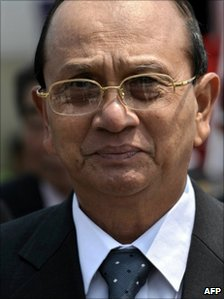 Thein Sein (file image)