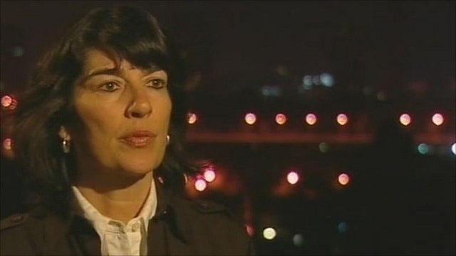ABC's Christiane Amanpour