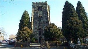 Broughton Parish Church St John Baptist