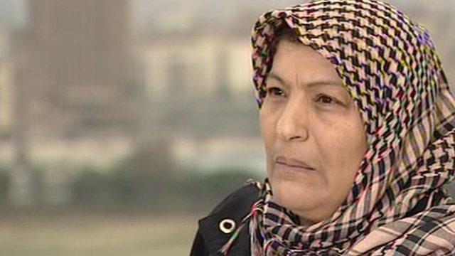 Amina Badawi