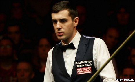 Mark Selby secured his place in the quarter-finals of the German Masters