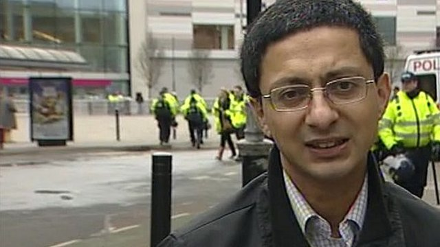 Inayat Bunglawala from Muslims4Uk