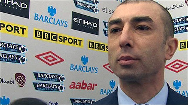 West Brom manager Roberto di Matteo