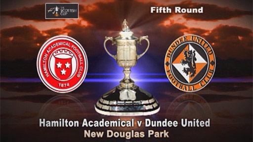 Hamilton v Dundee United