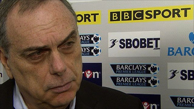 West Ham Utd manager Avram Grant