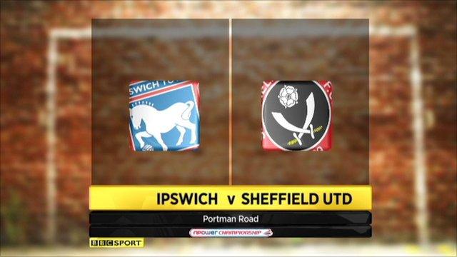 Ipswich 3-0 Sheff Utd
