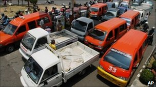 cars in Indonesia