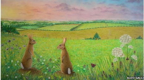 Watership Down series - The Whole World