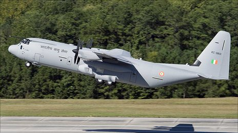 C130 J Super Hercules