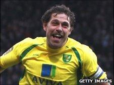 Norwich City skipper Grant Holt