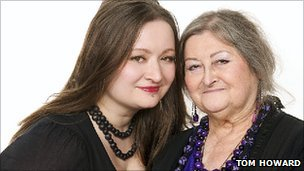 Eliza Carthy and Norma Waterson