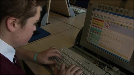 Horbury School 'cyberman' offers online support to pupils at school