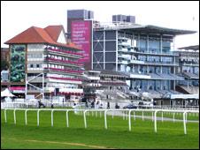 York racecourse stands