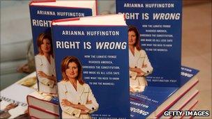 Arianna Huffington's books