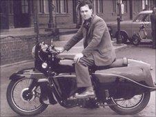 Stuart Jenkinson in 1955