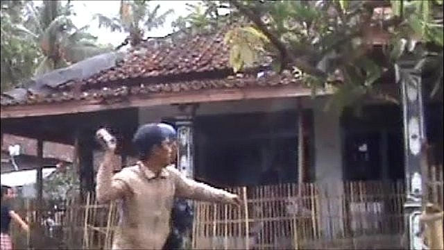 Violence in Indonesia