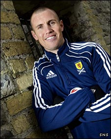 Bursaspor and Scotland striker Kenny Miller