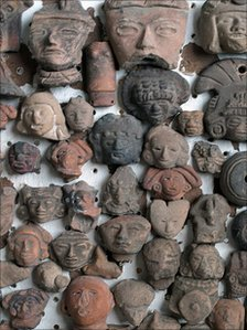Objects seized during a raid in July 2010. Photo: Mexican Attorney General&#039;s Office 