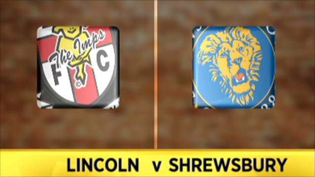 Lincoln City 1-5 Shrewsbury