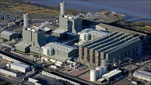 New Severn Power Station