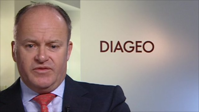 Paul Walsh, CEO Diageo