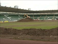 Plymouth Argyle pitch
