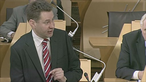 Conservative MSP Murdo Fraser leads a debate on early intervention in health and education.