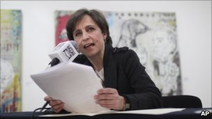 Carmen Aristegui