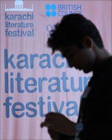 Image from Karachi Literary Festival