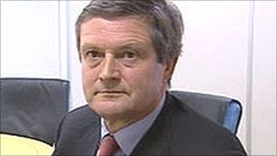 Sir Jon Shortridge