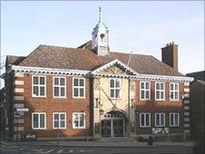 Hitchin Town Hall