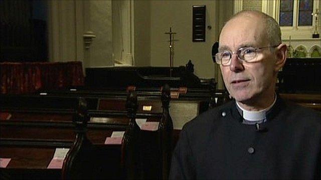 The Reverend Peter Gilks