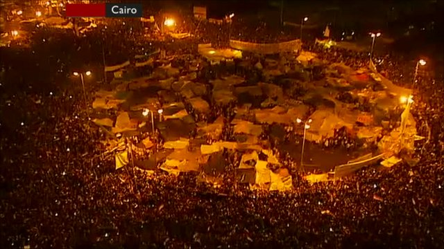 Cairo&#039;s Tahrir Square