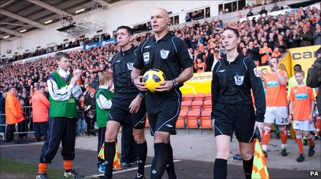 Massey walks out at Bloomfield Road