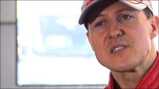 Concerned Michael Schumacher eyes more Mercedes running