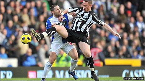David Dunn and Kevin Nolan