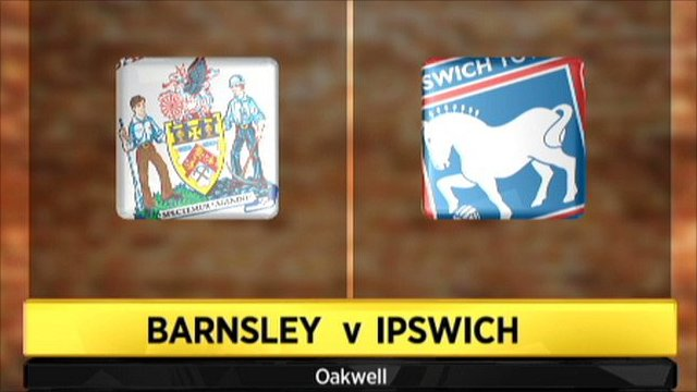Barnsley v Ipswich