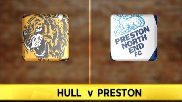 Hull 1-0 Preston